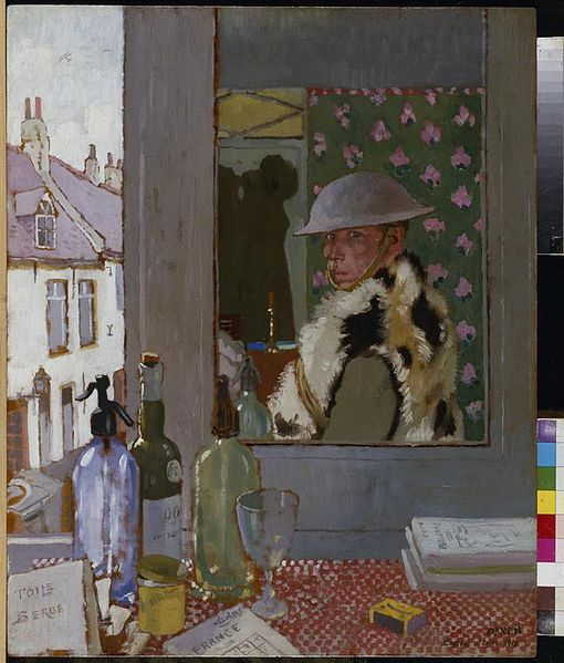 Self-portrait - Orpen