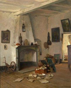 Der Bucherwurm, 1904
